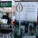 Das Bistro Ö1 auf dem Food Market Hamburg